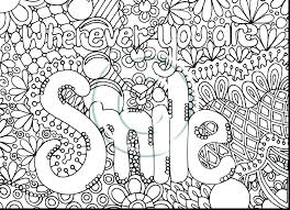 Anti Stress Coloring Pages Printable Anti Stress Coloring Pages