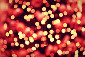 red christmas lights background. Fine Red Red Golden Christmas Lights Background With Bokeh  Stock Photo Colourbox For Lights Background E