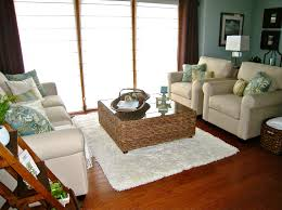 Wicker Living Room Sets Rattan Wicker Living Room Furniture Set Seagrass Coffee Table With