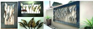 outdoor iron wall art outdoor wall hangings metal outdoor iron wall art decorative outdoor metal wall