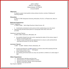 teacher job description resume best resume collection - Daycare Resume  Examples