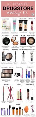 plete makeup kit list items needed best makeup 2017 best primer