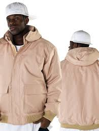<b>Urban Classics Куртка</b> / Зимняя <b>куртка Hooded</b> бежевый 33141