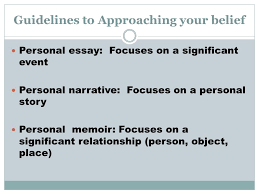 essay writing guidelines ppt guidelines to approaching your belief