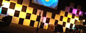 Boxes Spread - Church Stage Design Ideas - Scenic sets and stage design  ideas from churches around the globe.
