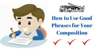 Phrases For Essays Good Phrases For Composition Writing Essays How To Use Words