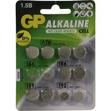 <b>Батарейки Набор GP</b> ACM01F-2CR12 12 шт. — купить, цена и ...