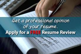 Resume Review Free Kordurmoorddinerco New Resume Review Services