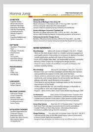 Cvs Summer Internship 20 Best Graphic Design Cvs Sopexample