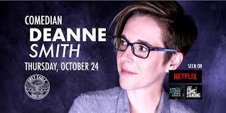 EARLY SHOW: Comedian DeAnne Smith – Tickets – The Grey Eagle – Asheville,  NC – October 24th, 2019 – The Grey Eagle