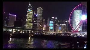 What Time Is The Light Show In Hong Kong Hong Kong Light Show 2019 Symphony Of Lights Hong Kong