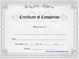 award certificates template 20 free certificate of completion template word excel pdf sample