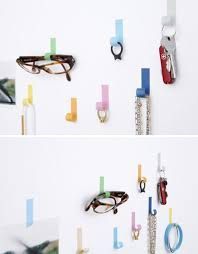 Wall Hook Ideas Peaceful Inspiration 7 Tapehook Sticky Tape.