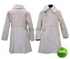 tulup bekesha russian officer winter sheepskin coat army