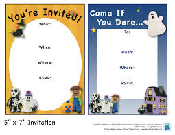 Blank Halloween Invitation Templates Halloween Party Invitation Templates Free Major Magdalene