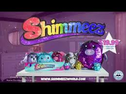 Shimmeez Commercial | Imagine, Dazzle and Create! - YouTube