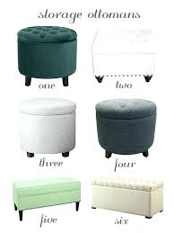 small ottoman stool. Small Round Ottoman In Grey Made With Regard To For . Stool O
