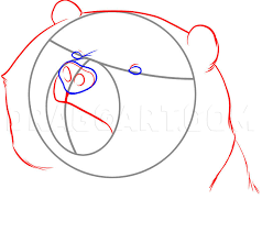 To draw a pineapple, start by drawing an oval that's thinner at the top than at the bottom. How To Draw A Realistic Bear Draw Real Bear Step By Step Drawing Guide By Dawn Dragoart Com
