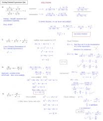 terrific solving equations with fractional exponents worksheet jennarocca simplifying rational expressions answer key solving rational expressions