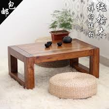 Japanese Coffee Tables Old Elm Wood Coffee Table Tatami Tables Small Windowsill Desk