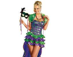 Mardi Gras Outfits