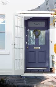 feel calm from the moment you enter your home by painting your door with mercury showers