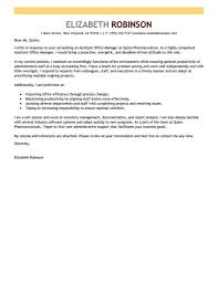 livecareer cover letter best administrative cover letter examples livecareer throughout it