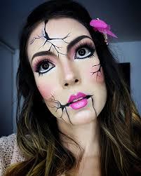 broken doll makeup tutorial fresh ed porcelain doll makeup source 53782 8 ed doll makeup tutorials for a cute creepy