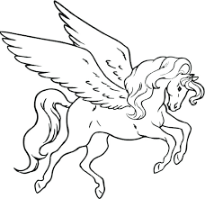 Stunning Unicorn Coloring Pages Printable In With Books Book