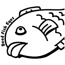 死ん だ 魚の目