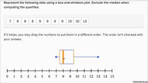 Box And Whisker Plot Worksheet 1   Lobo Black