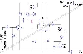 frequency meter circuit diagram meetcolab frequency meter circuit diagram analog frequency meter circuit diagram