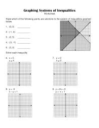 systems of inequalities word problems worksheet worksheets for all and share worksheets free on bonlacfoods com