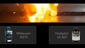 Powder Burn Rate