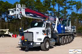 Manitex 50155s Mounted To 2015 Kenworth T800 Tri Drve