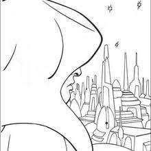 Small Picture Fighting darth vader coloring pages Hellokidscom