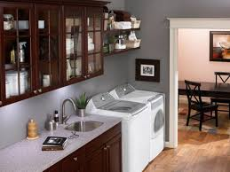 10 Clever Storage Ideas for Your Tiny Laundry Room | HGTV's Decorating &  Design Blog | HGTV