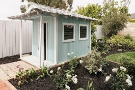outdoor storage sheds