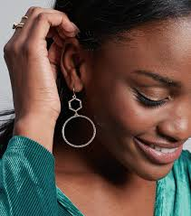 Premier Designs Inside Out Earrings You Sparkle Inside And Out And So Does Your Style We