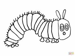 caterpillar and butterfly coloring pages - Geborneo.club ...