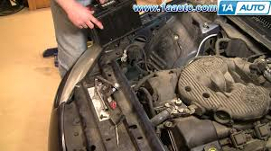 how to install replace a battery dodge intrepid 98 04 1aauto com how to install replace a battery dodge intrepid 98 04 1aauto com