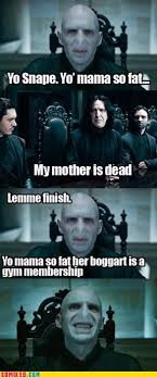 Image of: Boggart Harry Potter Kanye West Snape Voldemort Yo Mama So Fat 4986399744 Memebase Cheezburger Memebase Snape Page All Your Memes In Our Base Funny Memes