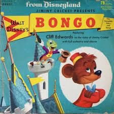 Small Picture Cliff Edwards Jiminy Cricket Presents Walt Disneys Bongo Vinyl