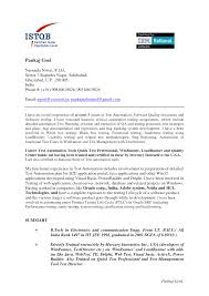 Resume Cover Letter For Freshers Cover Letter Database