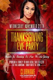 thanksgiving party flyer thanksgiving party flyer psd room