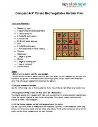 Ever wonder how the pros create garden plans and designs? Vegetable Garden Plans And Layouts Lovetoknow