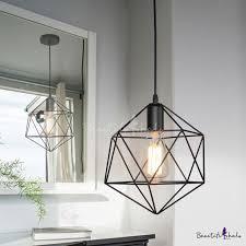 1 light pendant lighting over