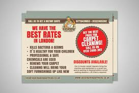 cleaning company flyers design flyers design for just cleaning service london