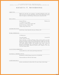 016 How To List Education Resume Best Sample Reference Page Of
