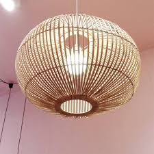 bamboo pendant light. Pendant Light / Bamboo XL